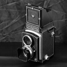 Vintage Rolleicord III TLR 120 Film Camera