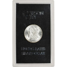 1881-CC US Morgan Silver Dollar $1 - GSA Holder - Uncirculated Grade