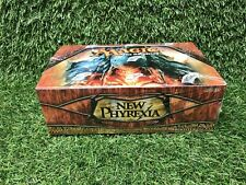 MTG: Magic the Gathering NEW PHYREXIA 36 Pack Booster Box English NEW SEALED