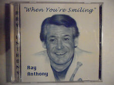 RAY ANTHONY CD - WHEN YOUR SMILING