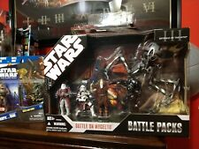 Star Wars 30th Anniversary Battle On Mygeeto Battle Pack