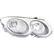 For 300M 99-04, Passenger Side Headlight, Clear Lens