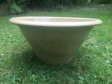 Victorian Pancheon Bread Making Mixing Bowl