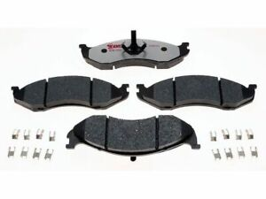 For 1997-2006 Jeep TJ Brake Pad Set Front Raybestos 57465XB 1998 1999 2000 2001