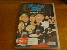 FAMILY GUY SEASON 10  *GOING CHEAP* SEASON TEN * 4 DISC SET