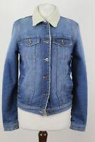 BELLFIELD Blue Denim Jacket Size XS