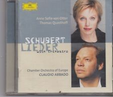 Claudio Abbado-Schubert Lieder cd album