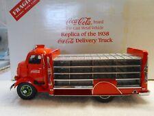 New Listing1938 Coca Cola Delivery Truck Danbury Mint Diecast