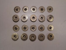 AN227-14 / MS27981-5N UPHOLSTERY EYELETS 20 EACH NEW