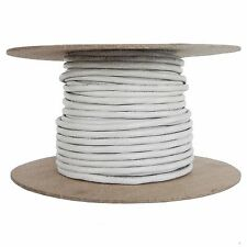 Cat5e Solid PVC Cable Grey 50m Reel 100% Copper Data Networking Ethernet