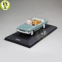 1/43 Norev Russian ZIL 117B 1974 Headman Inspection Car Diecast Car Model Toys