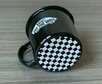 Vans off the Wall Family Exclusive Rare Enamel Tin Coffee Mug Cup