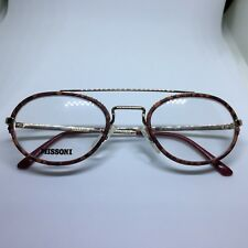 MISSONI M872 alutanium occhiali da vista vintage donna woman glasses lunettes