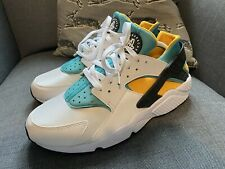 Nike Air Huarache Sport Turquoise University Gold Size 10 VNDS Worn Once 180 Max