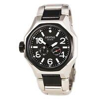 Nixon Men's Watch Tangent Lefty Black Dial Stainless Steel Bracelet A397000