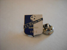 b1 SV BLAUW WIT FC club spilla football calcio voetbal pins olanda nederlands