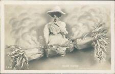 Film & Stage Actress. Billie Burke. Vintage Photo Postcards JD733