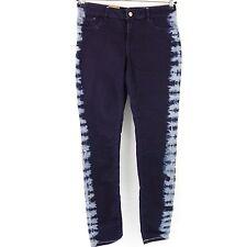 MAISON SCOTCH Jeans VOYAGE Gr W 25 Blau Skinny Stretch Hose Straight NP 89 NEU