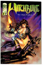 WITCHBLADE #1 (NM) Awesome Michael Turner Art! Collectors Item 1st Printing 1995