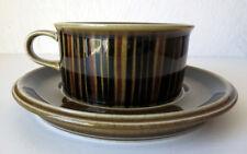 ARABIA OF FINLAND Gunvor Olin-Grönqvist Vintage Kosmos Tea Cup & Saucer