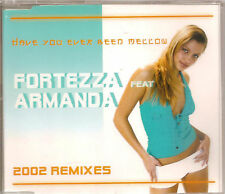 FORTEZZA - have you ever been mellow (REMIX 2002) CDM 4TR Happy Hardcore Dance