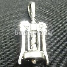 free ship 150pcs tibet silver nice Charms 27x11mm