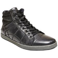 Men's Steve Madden Pavano Sneaker Black Size 10 #NKS82-751
