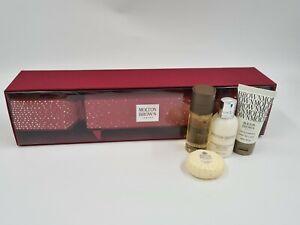 Molton Brown Christmas Cracker Luxury Gift set 4pcs ladies mens women Xmas