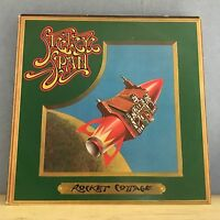 STEELEYE SPAN Rocket Cottage 1976 UK  Vinyl LP EXCELLENT CONDITION