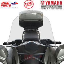YAMAHA OEM FJR1300 A/ES Touring Windshield 2013-2017 Models 1MC-F83J0-V0-00