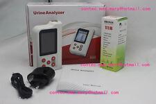 11 parameter test handheld Urine Analyzer,easy-operate,Glu Pro Sg Leu,Promotion
