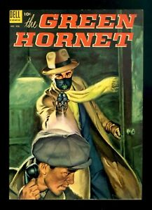 THE GREEN HORNET Four Color #496 Dell 1953 VF