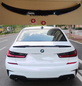 ALERÓN TRASERO BMW SERIE 3 G20 SEDÁN PERFORMANCE ALERON  NEGRO BRILLO SPOILER DF
