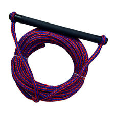 Water Ski Rope Tow Harness Cord with Floatable 15' Eva Handle for Wakeboard