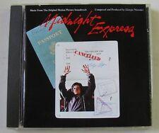 GIORGIO MORODER (CD)  MIDNIGHT EXPRESS BOF SOUNDTRACK
