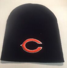 Chicago Bears navy blue Beanie New Winter Hat Scull Cap