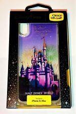 Disney Otterbox Magic Kingdom Castle Apple Iphone XS Max Cellphone Case NEW