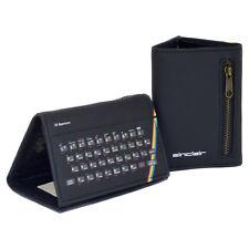 Sinclair ZX Spectrum Retro 80's Computer Wallet Money Note Purse Coin Zip Pocket