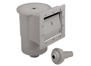 Deluxe Thru Wall Skimmer for Above Ground Swimming Pools