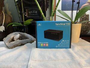 "NexStar TX- VANTEC NST-D328S3-BK 2.5""/3.5"" HDD/SSD/Hybrid Drive Black Brand NEW"
