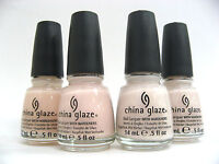 China Glaze Nail Polish - Off-white American & Natural 5% OFF WHEN BUY 2 OR MORE