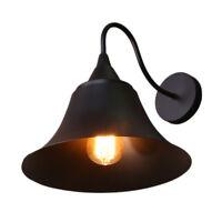 Vintage Industrial Wandleuchte Black Wandleuchter Wandleuchten Wand Lampe