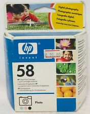 Hp C6658AE hp 58 Cartridge Original Photography Deskjet F380/F2180/F2280/