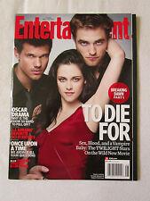 Entertainment Weekly Magazine Zeitschrift #1182 Nov 2011 Twilight Breaking Dawn