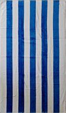 Cabana Extra Large Egyptian Cotton Plush & Soft Beach & Pool Towel 100 x 180cm
