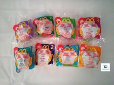 1999 Winnie the Pooh McDonald's Happy Meal Toys Complete UNOPENED sets