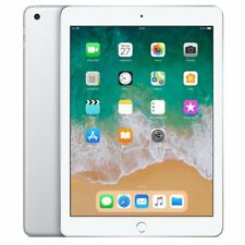 "Apple iPad 9 7"" (2018) 128GB WiFi Cellular plata Mr732ty/a - Ir-shop"
