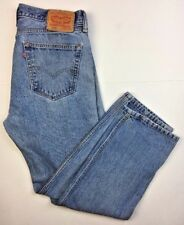 Vintage Levis 505 jeans women's 12 mens 33 high rise mom