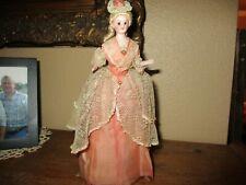 "8 1/2"" Antique Simon & Halbig #1160 Half Doll Pin Cushion"
