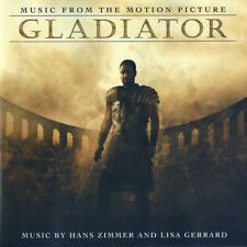 Hans Zimmer And Lisa Gerrard - Gladiator (Music From The Motion Picture) (CD,...